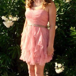 Dresses & Skirts - Custom spaghetti strap mini dress